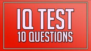 IQ test - trickestan.com