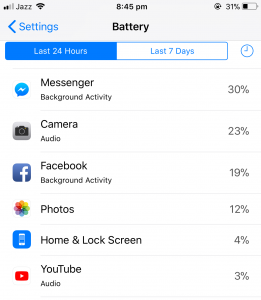 how to extend iPhone battery life - trickestan.com