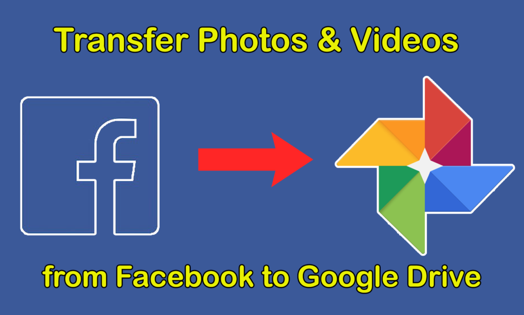 How to Transfer Photos and Video From Facebook to Google Photos