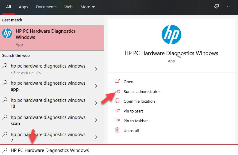 Find HP Laptop Serial Number in Windows 10