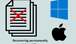 Recover Permanently Deleted Photos From Mac
