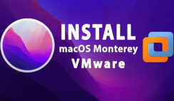 macOS Monterey on VMware